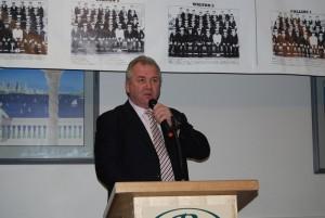 Gerry Walsh MC
