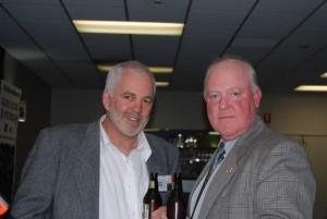 Glenn Murch & Ron Nipperess