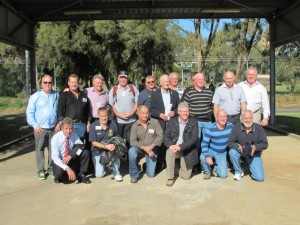 Collins guys at Leeuwin