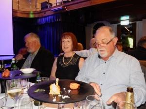 John Leeder and Bruce and Lea Francis