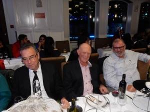 Kim, Ken and Dave