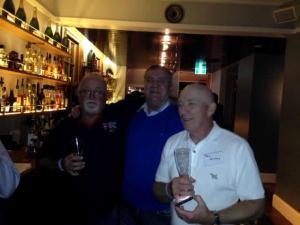 Bruce Francis, Paul Hayes, Paul Murray