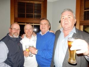 Geoff Barcham Paul Murray Paul Hayes Gerry Walsh