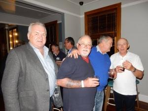 Gerry Walsh Bruce Francis Paul Hayes Paul Murray