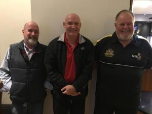 Geoff Barcham Kim Nisbet and John Leeder 2017